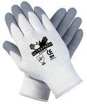 Large Nylon Foam Nitrile Coated Gloves