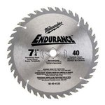 "14"" 72 Teeth Endurance Carbide Circular Saw Blade"