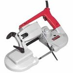 """44 7/8"""" 2 Speed Portable Electric Band Saw"""