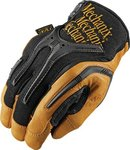 X-Large Spandex/Genuine Leather CG Heavy Duty Gloves