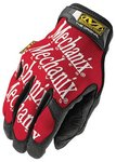 Large Red Spandex/Synthetic Leather Original Glove
