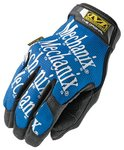 Medium Blue Spandex/Synthetic Leather Original Gloves