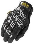 Large Mechanix Wear Mechanical Glove Black