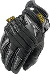 Medium Mechanics Black M-Pact 2 Gloves