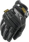 Large Black Leather Mechanix II Impact Glove
