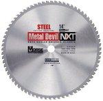 "14"" Metal Devil NXT Carbide-Tipped Circular Saw Blades"