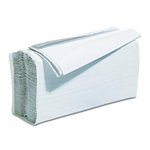White, C-Fold Paper Towels, 10 x 12.25