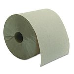 Brown, Hardwound Roll Towels, 8-in x 800-ft.