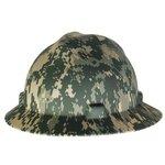 Camouflage Freedom Series V-Gard Hard Hat w/ Ratchet Suspension