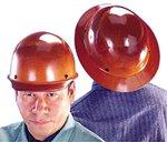 Natural Tan Standard Staz On Skullgard Protective Cap