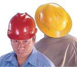 Hi-Viz Orange Standard V-Gard Protective Cap