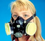 Medium Silicone Comfo Classic Respirator