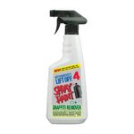 22 Oz No. 4 Spray Paint Graffiti Remover