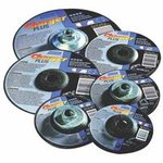 Type 27 Charger Plus Depressed Center Grinding Wheels