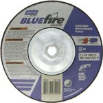 "7"" x 1/4"" x 5/8-11"" BlueFire Depressed Center Wheels"