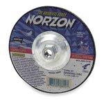 "4.5"" X .13"" X .63""  NorZon Plus Depressed Center Wheel"