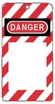 Danger Do Not Operate Lockout Tagout