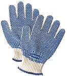 Medium Grip N PVC Coated Knit-Wrist Gloves