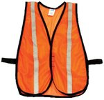 One Size Fits All Economical Mesh Traffic Vests