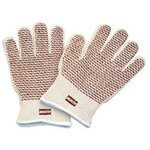 Medium Hot Mill Nitrile Coated Knit Gloves
