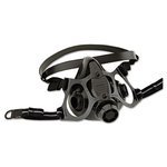 North Safety 7700 Series Large Half Mask Respirator