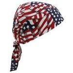 Patriotic Tuff Nougies Deluxe Tie Hat