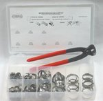 Stepless Ear Clamp Kit