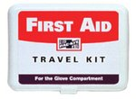 Personal Plastic Travel First Aid Kit
