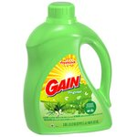 Gain 2X Ultra Concentrated Liquid Laundry Detergent Original 100 oz.