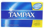 Tampax Regular Tampons 10 Count Box