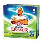 Magic Eraser Duo, Cleaning Sponges