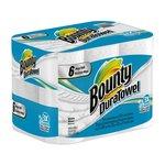 Bounty Duratowel Paper Towels: 24 Rolls