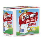 Charmin Ultra Strong 2-Ply Mega Roll 18 Count