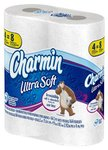 Charmin Ultra Soft 2-Ply Double Roll 4 Count