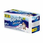 Charmin Ultra Soft 2-Ply Double Roll 16 Count