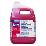 Sweet Scent, Clean Quick Broad Range Quaternary Sanitizer w/Test Strips-1 Gallon