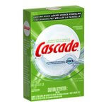 CASCADE Powdered Dishwashing Detergent-45-oz Box