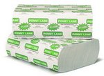 White, 250 Count Multifold Paper Towels-9.25 x 9.5