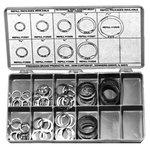 140 Piece Snap Retaining Ring Assortment Kit