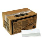 White 2-Ply Protective Liners for Sturdy Station 2
