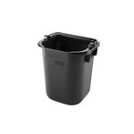 Executive Heavy Duty Pail in Black