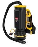 Executive Series 10 Qt Back Pack Vacuum, HEPA Filter, 50 Foot Cord