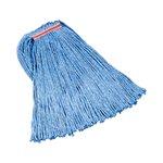 Blue, Premium Cut End Mop Head-20-oz Capacity