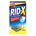 Concentrated, Rid-X Septic System Treatment Powder-9.8-oz