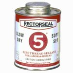 1/4 Pint No. 5 Pipe Thread Sealant