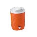 Orange, Victory Jug-9.75dia x 13.25h