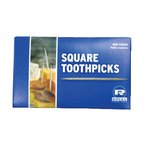 Natural, 800 Count Royal Paper Square Toothpicks