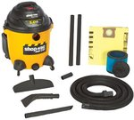 12 Gallon 5 Peak Industrial Wet/Dry Vacuums