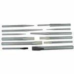 12 Piece Punch & Chisel Set Heavy Duty