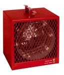4800W 240V, Portable Heater, Red